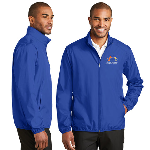 REACH - Zephyr Full-Zip Jacket (J344)