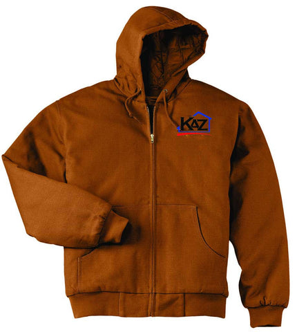 KAZ- Duck Cloth Jacket- J763H
