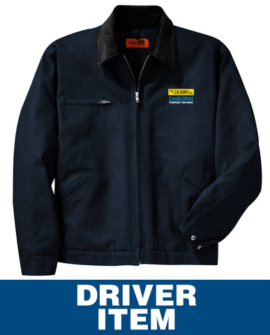 JBH PO - CornerStone® Duck Cloth Work Jacket (TL|J763) $64