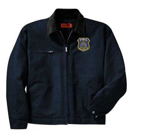 WSPBA-CornerStone® - Duck Cloth Work Jacket- J763