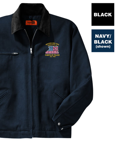WNYACP - Duck Cloth Work Jacket (J763)