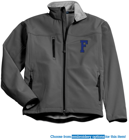 FROATH - Port Authority® Glacier® Soft Shell Jacket (J790)