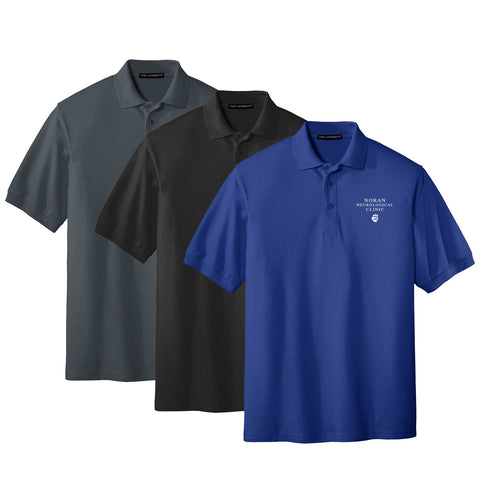 NORAN - Mens/ Womens Silk Touch™ Polo (L/K500)