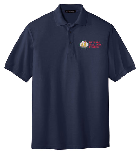 BMC - Mens/Womens Silk Touch Polo  (L|K500)