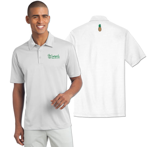 CACF - Silk Touch™ Performance Polo (K540)