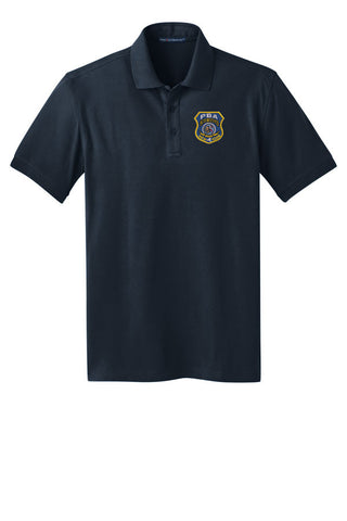 WSPBA- Port Authority® Stretch Pique Polo- K555