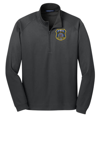WSPBA- Port Authority® Vertical Texture 1/4-Zip Pullover- K805