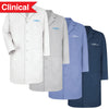 TEXN - Mens Lab Coat (KP14)
