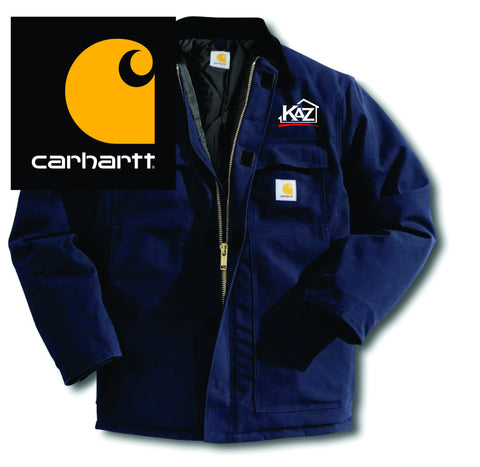 KAZ- Carhartt Traditional Coat/Arctic Quilt Lined-Tall- TC003