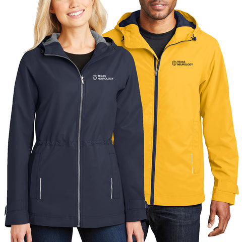 TEXN - Mens/Womens Northwest Slicker Jacket (L/J7710)