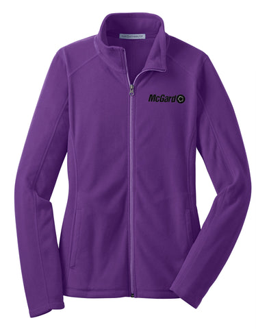 McGard Port Authority® Ladies Microfleece Jacket (L223)