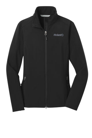 McGardPort Authority® Ladies Core Soft Shell Jacket (L317)
