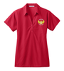 Olmsted/K - Port Authority® Ladies Vertical Pique Polo (L512)