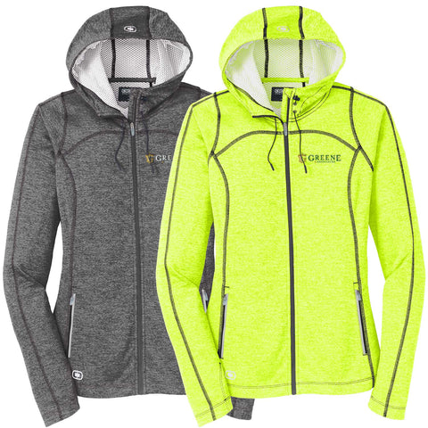 GREENE - ENDURANCE Ladies Pursuit Full-Zip (LOE501)
