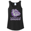 DAWGS - Womens Printed Cotton Tank Top (LPC54TT)
