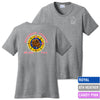 "NETHREADS - Ladies ""Northeast Compass"" Print Core Blend Tee (LPC55)"