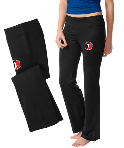 BSF - Ladies NRG Fitness Pant (Black LPST880)