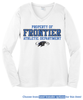 FROATH - Sport-Tek® Ladies Long Sleeve PosiCharge™ Competitor™ V-Neck Tee (LST353LS)