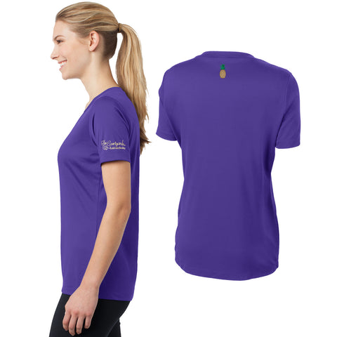 CACF - Ladies PosiCharge Competitor™ V-Neck Tee (LST353)