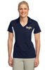 STK - Ladies Polo Shirt - Navy - (LST655)