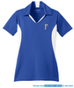 FROATH - Sport-Tek® Ladies Side Blocked Micropique Sport-Wick® Polo (LST655)