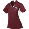 OPMS - Ladies Side Blocked Micropique Sport-Wick Polo (LST655)