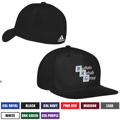 BRG - Adidas Fitted Structured Flex Cap (M038Z)