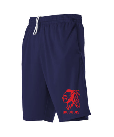 Iroquois-Multi Sport Tech Utility Short With Pockets- 5069PKT