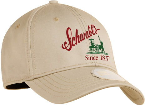 SCH - Structured Stretch Cotton Cap (NE1000)