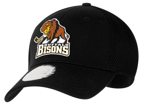 Bisons - Youth New Era® Stretch Mesh Cap (NE302)