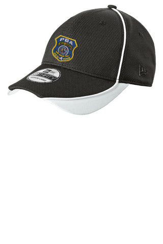 WSPBA-New Era® - Contrast Piped BP Performance Cap- NE1050