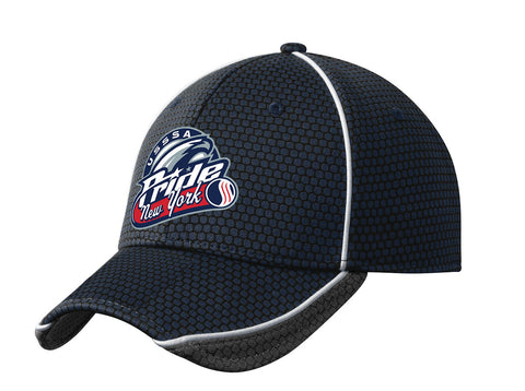 USSSA - New Era Hex Mesh Cap (NE1070)