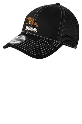 Bisons - Embroidered Stretch Mesh Cap (NE1120)