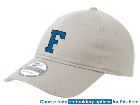 FROATH - New Era® - Adjustable Unstructured Cap (NE201)