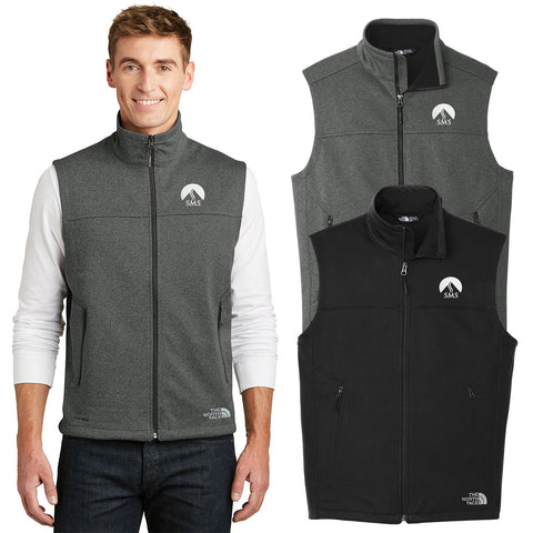 SMS - The North Face® Ridgeline Soft Shell Vest (NF0A3LGZ)