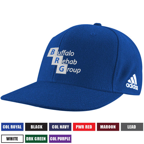 BRG - Adidas Structured Adjustable Cap (NG96Z)