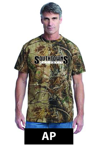 STC - Realtree Explorer 100% Cotton Tee (NP0021R)