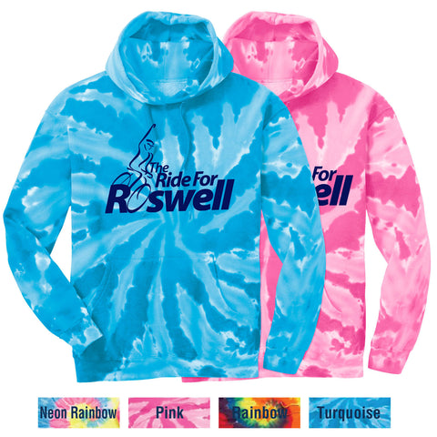 RFR - Youth Tie-Dye Pullover Hoodie (PC146Y)