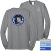 "NETHREADS - ""Moon Darty"" Printed Long Sleeve Core Blend Tee (PC55LS)"