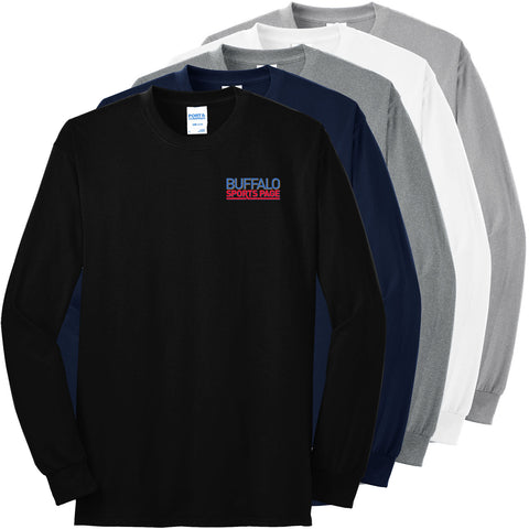 BSP - Long-Sleeve Core Blend Tee (PC55LS)