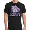 DAWGS - Printed Cotton Tee (Black PC61/Y)