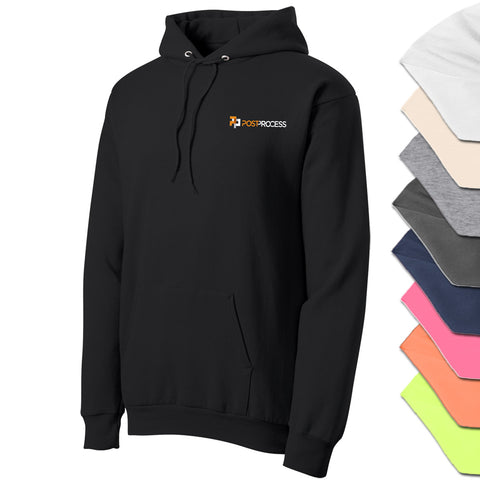 PP - Port & Company® Core Fleece Pullover Hooded Sweatshirt (PC78H)