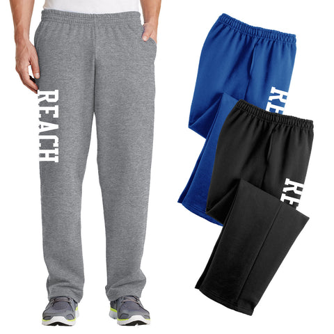 REACH - Adult/Youth Core Fleece Pocketed Sweatpant (PC78P/PC90YP)