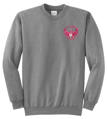 Olmsted/K - Port & Company® - Youth Crewneck Sweatshirt (PC90Y)