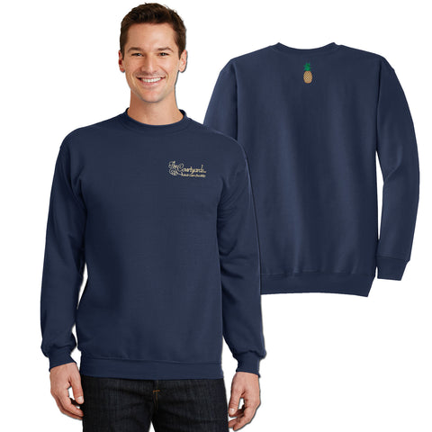 CACF - Core Fleece Crewneck Sweatshirt (PC78)