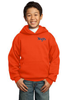 STK - Hooded Sweatshirt - Orange - (PC90H)(PC90YH)