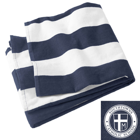 SCS - Cabana Stripe Beach Towel (PT43)