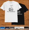 "ENC - ""Polygamerous"" Poly-Cotton Blend Tee (L