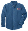 BMC - Stonewashed Heavyweight Denim Shirt (S100)