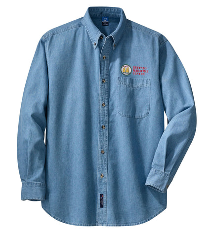 BMC - Long Sleeve Value Denim Shirt (L|SP10)